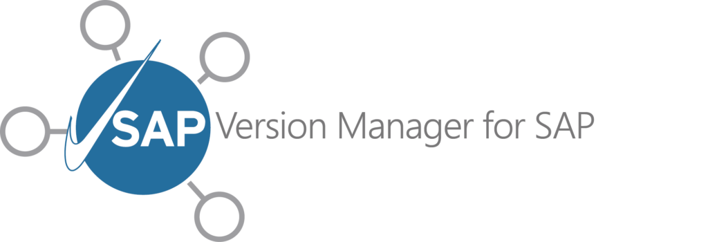 Version Manager for SAP