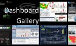 The Dashboard Gallery is continuously being updated with new and exciting examples of some of the dashboard projects that we're working on.  You can view and interact with the dashboards to get inspired.
