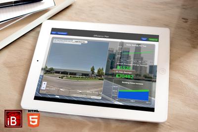 IBApps-HTML5-Solar-Dashboard