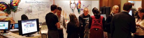 InfoSol Booth at SABOC 2014