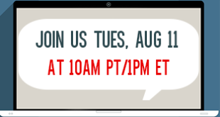August 11th 10AM PT/1PM ET
