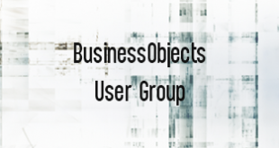 BusinessObjects User Group Feature Image