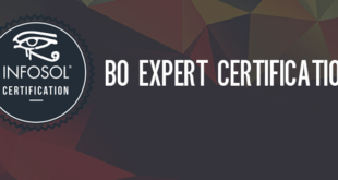Get BusinessObjects Certified at IBIS with Infosol