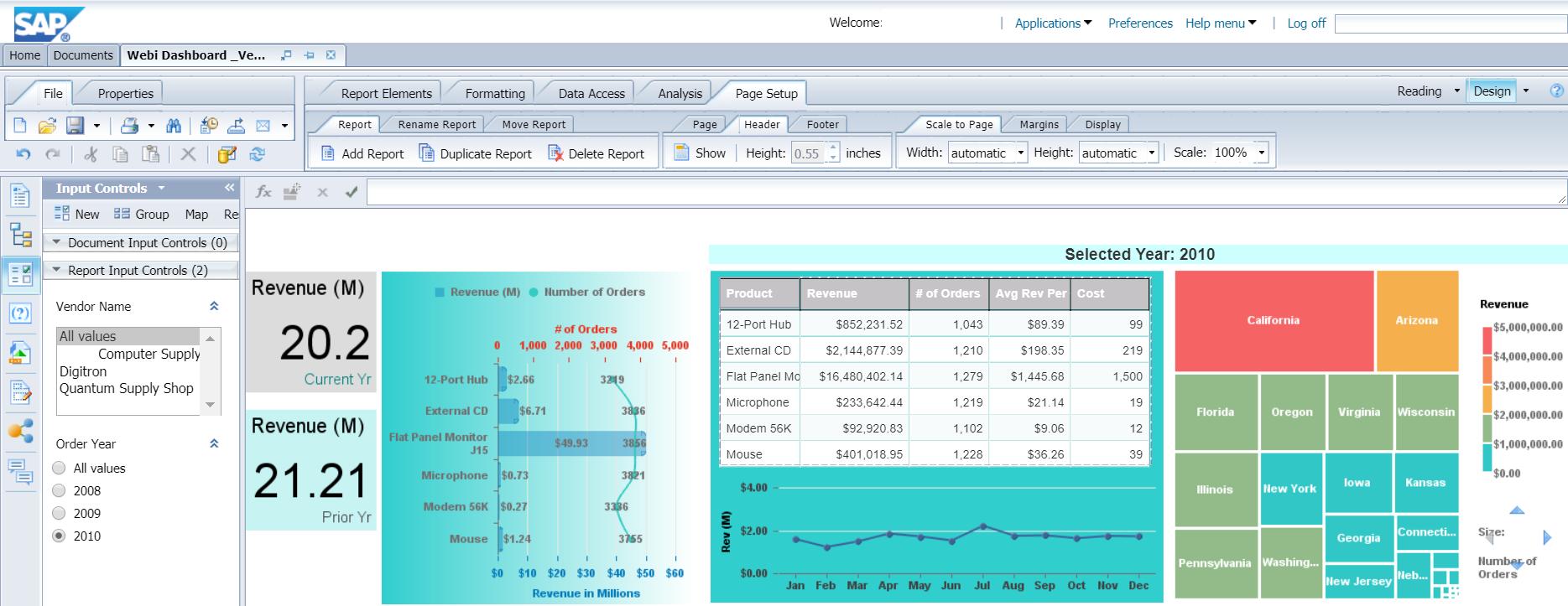 BusinessObjects Enterprise - InfoSol