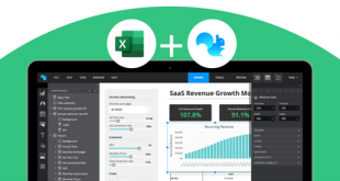 Revolutionize your financial modelling with Excel and Squirrel365 Webinar running on March 25